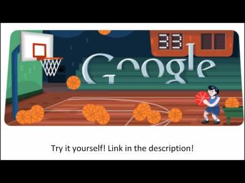 London 2012 Basketball Doodle Link Where To Play Is In The Video Description Minimalist Poster Doodle Videos Pokemon