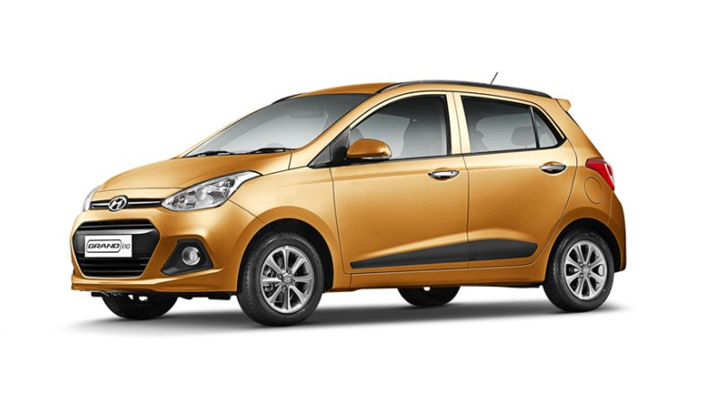 Hyundai Launched The Grand I10 Hatchback At A Starting Price Of Rs