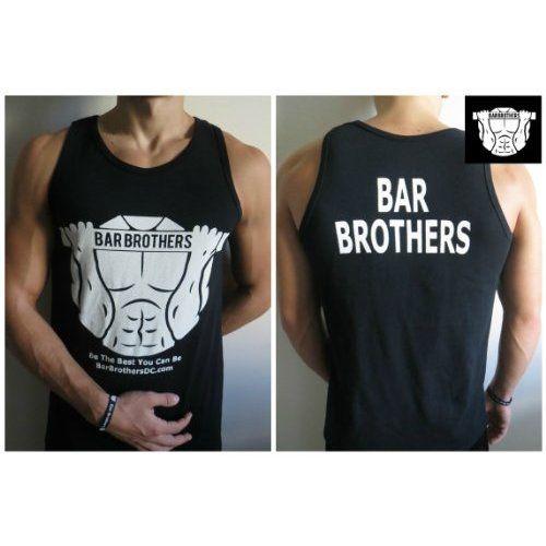 Incroyable Bar Brothers Tank Top