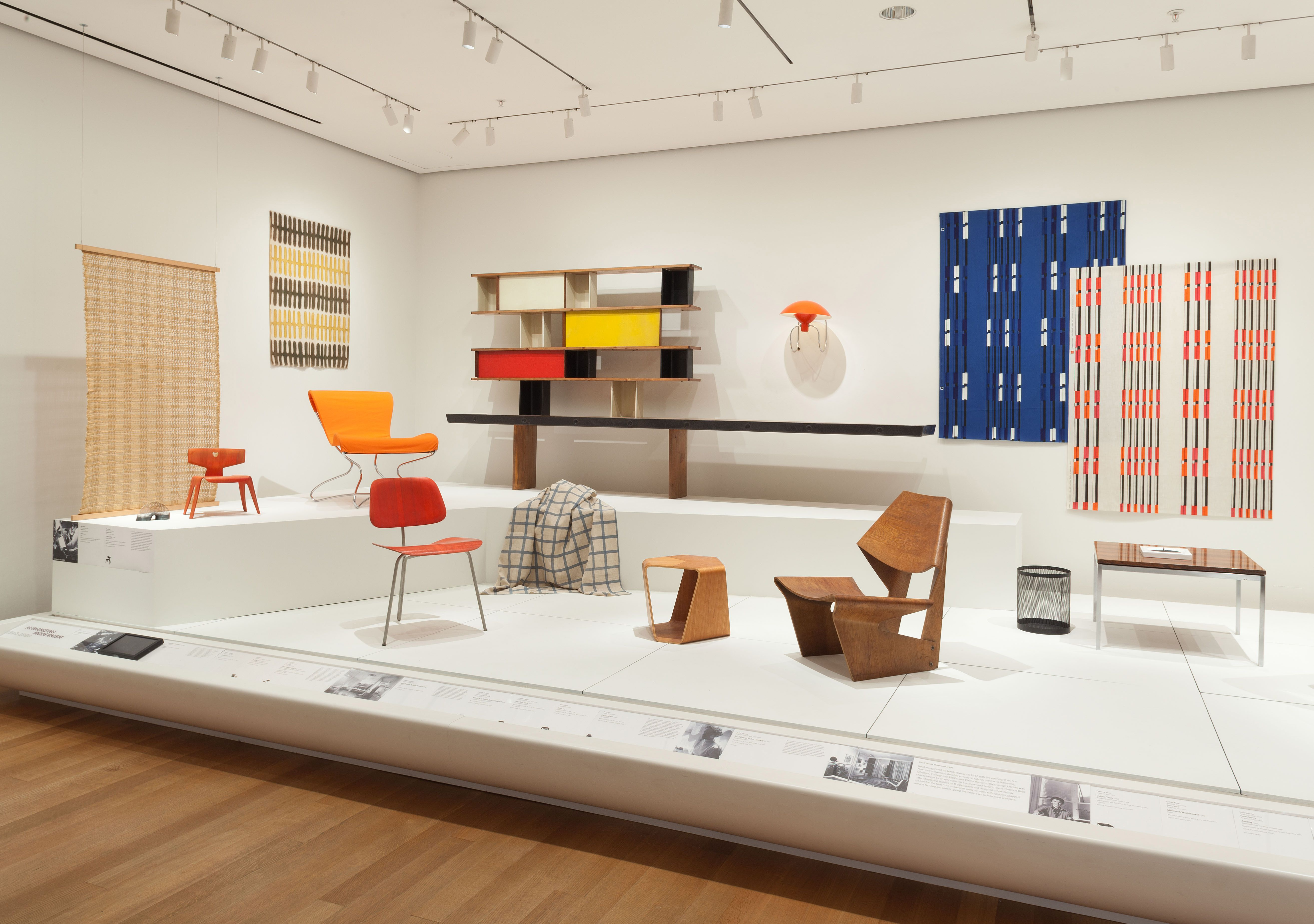 Modern Furniture History moma museum display of modern furniture - google search