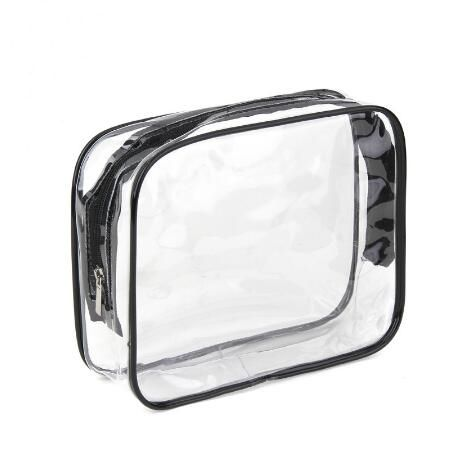 b6ffdbe88655 eTya Hot Sale Portable Transparent Cosmetic Bag Women Travel ...