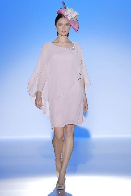 Elegantes vestidos de fiesta cortos tendencias 2014 [Fotos]