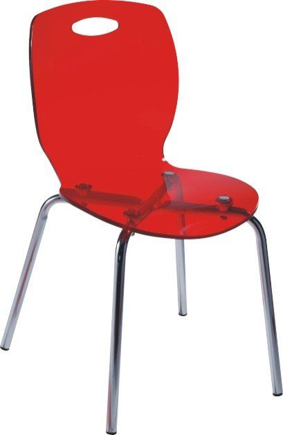 4-Pieces-Transparent-Red-Plastic-Baby-Chair-Side-Outdoor-Furniture-Chairs-Dining-Chair.jpg (409×629)