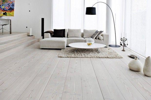Scandinavian Design Interior By Postroika Shag Rug Arc Light