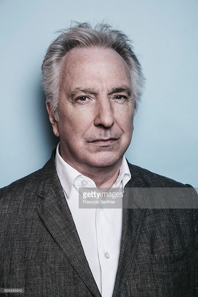 Actor <a gi-track='captionPersonalityLinkClicked' href=/galleries/search?phrase=Alan+Rickman&family=editorial&specificpeople=213254 ng-click='$event.stopPropagation()'>Alan Rickman</a> is photographed for Self Assignment on December 15, 2014 in Marrakech, Morocco.