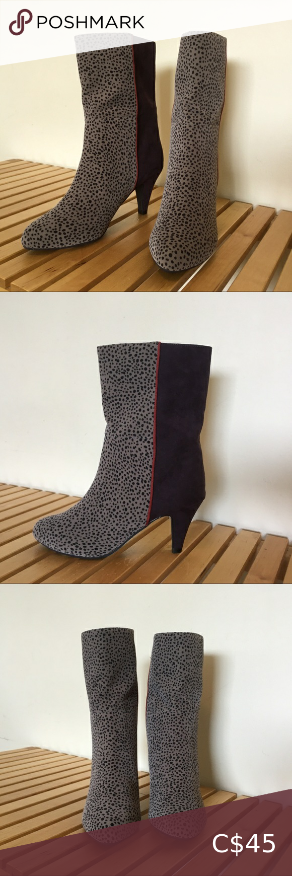 COCUE Short Boots