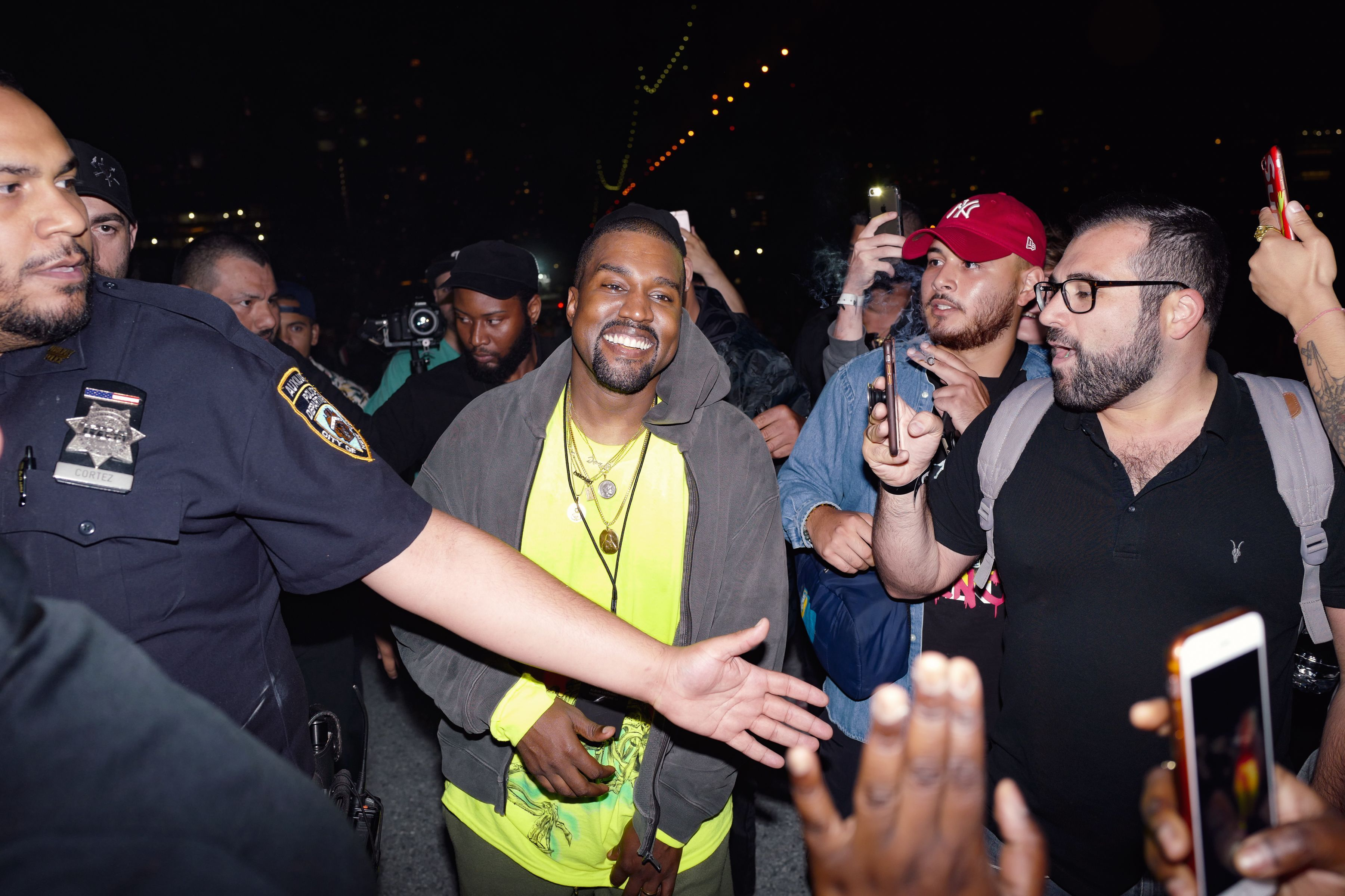 Kanye West Drops Surprise New Song Xtcy Pusha T Drake Over Kanye West