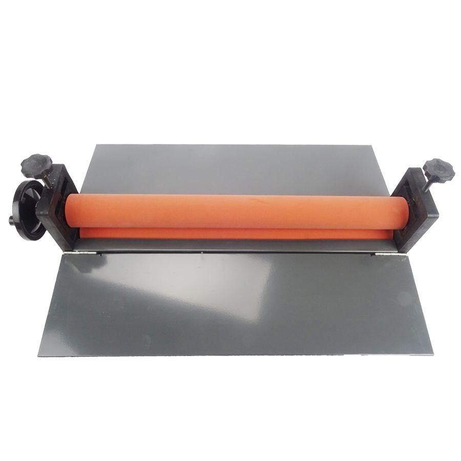 1pcs New Heavy 25 Manual Cold Roll Laminator Perfect Protect Laminating Machine Office Equipment Laminators Laminated Machine Cool Things To Buy