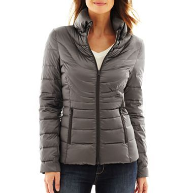 a.n.a® Packable Duck Down Puffer Jacket - jcpenney ...