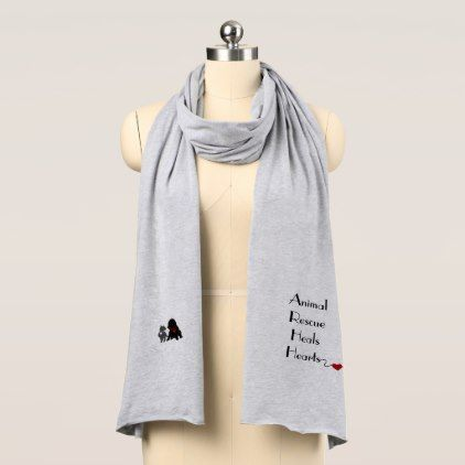 Animal Rescue Scarf