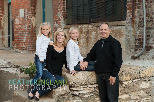Family Portrait Ideas Casual