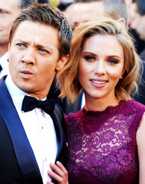 Are jeremy renner and scarlett johansson dating 2013