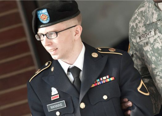 الجندي الأمريكي المتهم بتسريب وثائق سرية إلى ويكيليكس يقر جزئيا بالذنب
