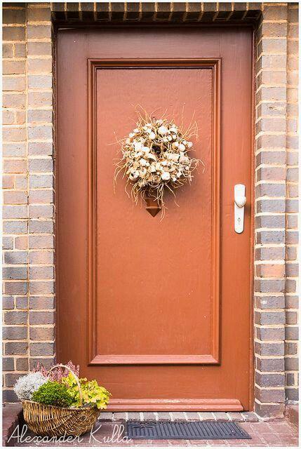Tur 35 Exterior Door Colors Orange Front Doors Painted Front Doors