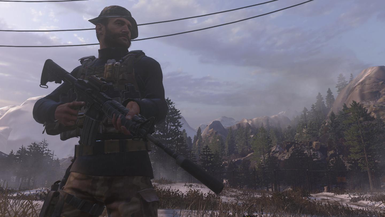 Call Of Duty Modern Warfare Remastered Captain Price Sas Modern Warfare Call Of Duty Military Figures