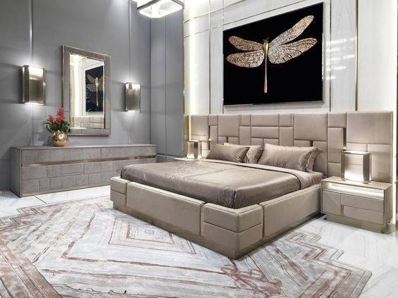 Beloved - Bedroom Visionnaire Home Philosophy Bedroom - recamaras modernas
