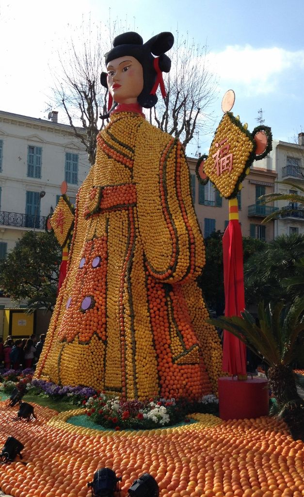 Fête du citron de Menton 2015 | Visit france and France
