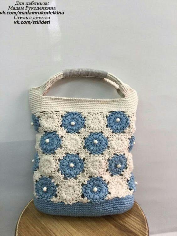Pin de Gege Gege en Crochet bags | Pinterest | Bolsos