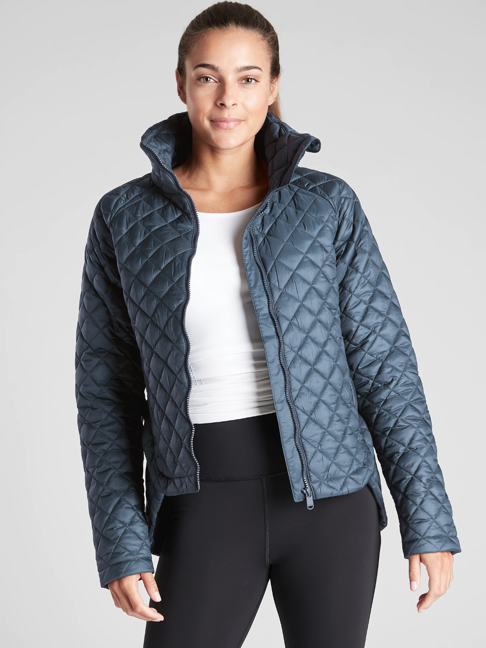 Whisper Featherless Jacket Athleta Jackets Jackets For Women Athleta [ 1333 x 1000 Pixel ]