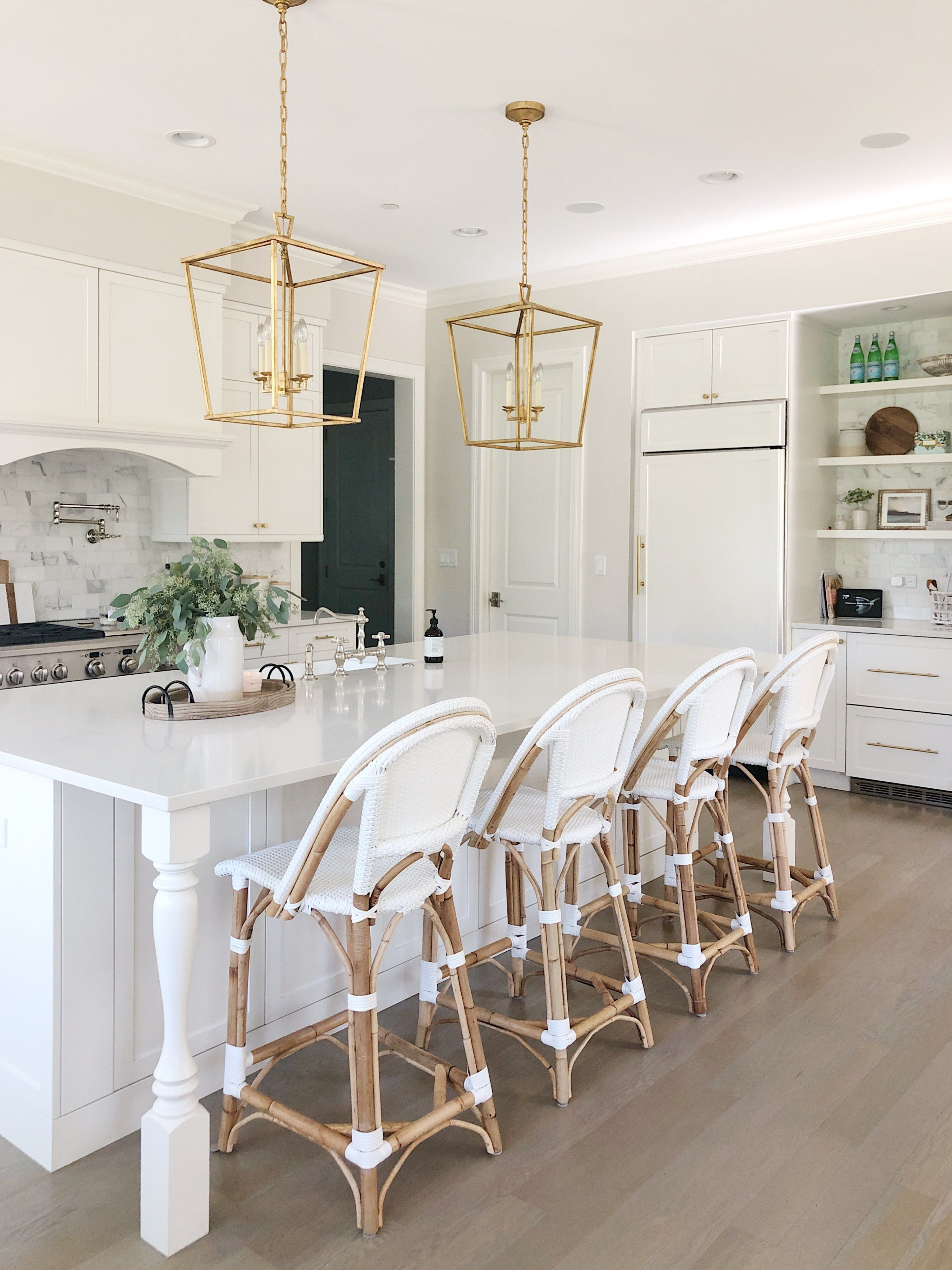 Our New Serena Lily Kitchen Counter Stools Life On Cedar Lane Farm House Living Room Home Apartment Decor