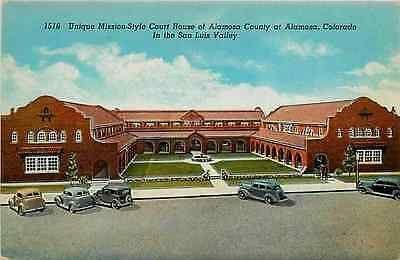 Town And Country Alamosa >> Alamosa Colorado Co 1938 Alamosa County Court House