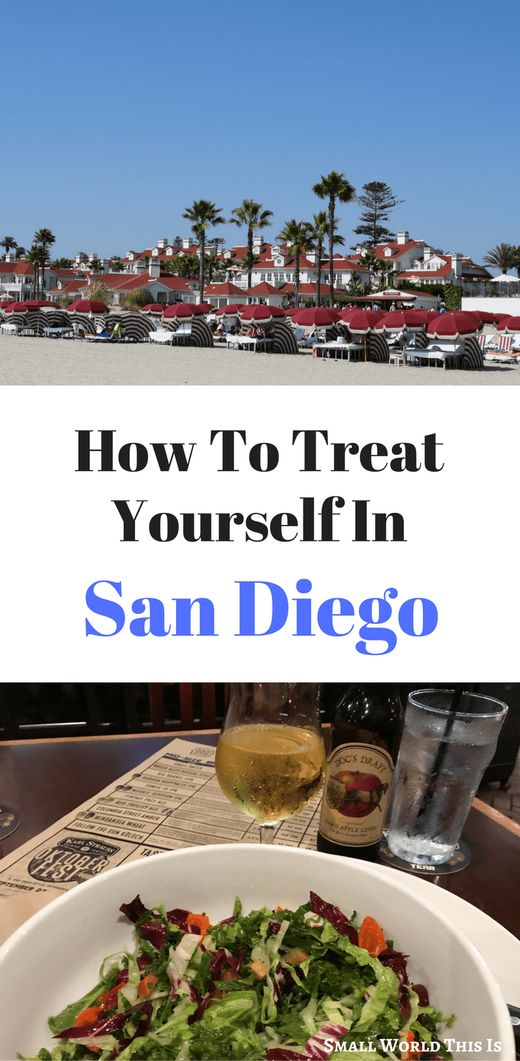 How To Celebrate Your Birthday San Diego Style Including A Day At Coronado Beach Fish Tacos And Microbrews