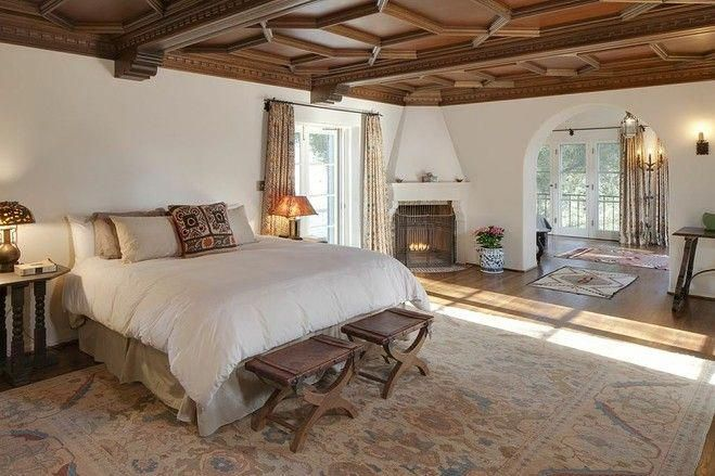 Paul williams designed spanish style home house of the day wsj spanishstyle also rh pinterest
