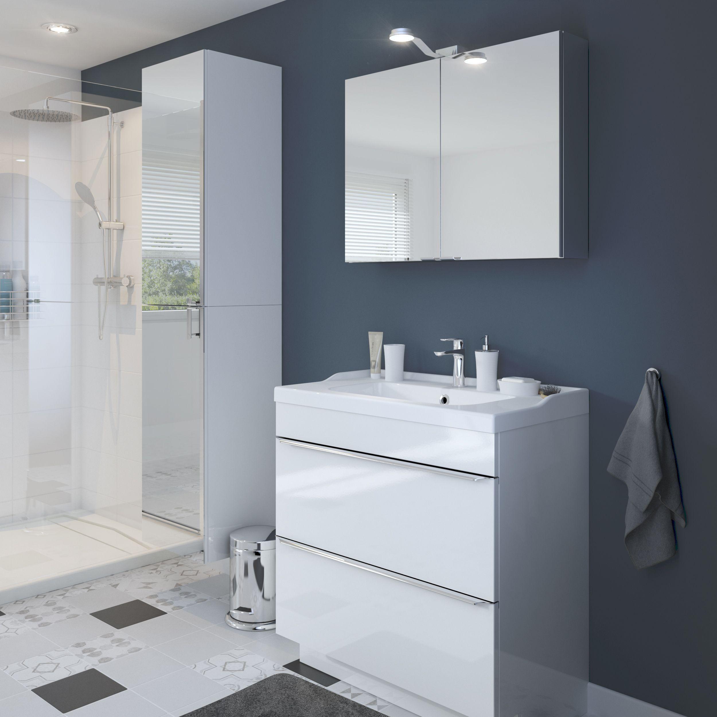 22+ Double sink vanity unit bq ideas