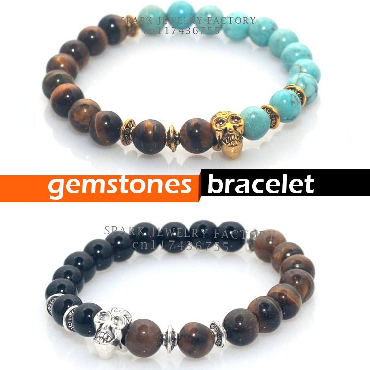 eye men jewelry bracelets beads bangles natural mens bracelet ring tiger store lion buddha closet bead stone product charm hombre head pulseras