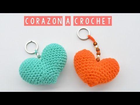 Cómo tejer un hermoso almohadón con forma a corazón en crochet ... | 360x480