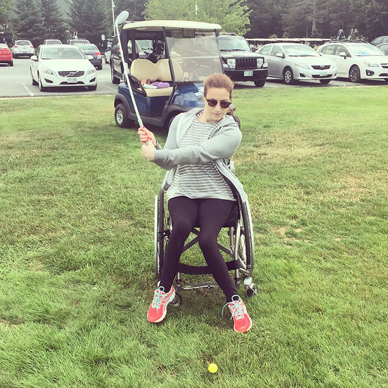 What People Don T Know About Staying Fit In A Wheelchair Stay Fit Fitness Wheelchair Women