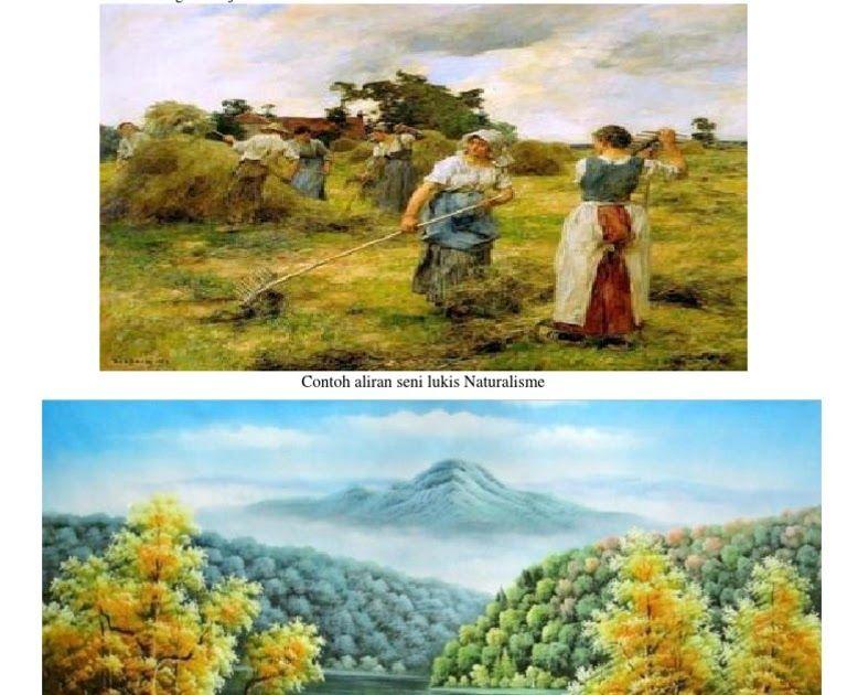 31 Contoh Gambar Pemandangan Naturalis Unduh 99 Gambar Naturalisme Keren Gratis Download Basuki Abdullah Biografi Dan Analisis Al Di 2020 Pemandangan Gambar Seni