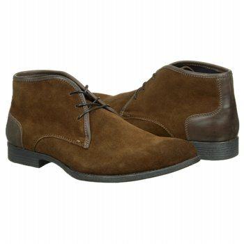 Men's Robert Wayne Cooper Rust Suede Shoes com   Men's