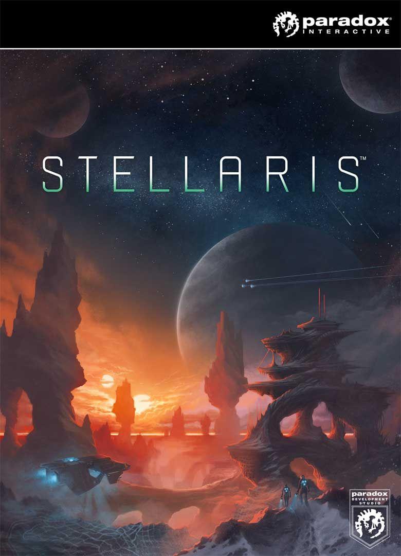 [Stellaris]The Galaxy is a dark place - Crusader Kings 2