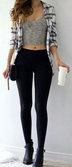 【搭配】:露肚脐装 MIX & MATCH · 教你怎么穿出小蛮腰!