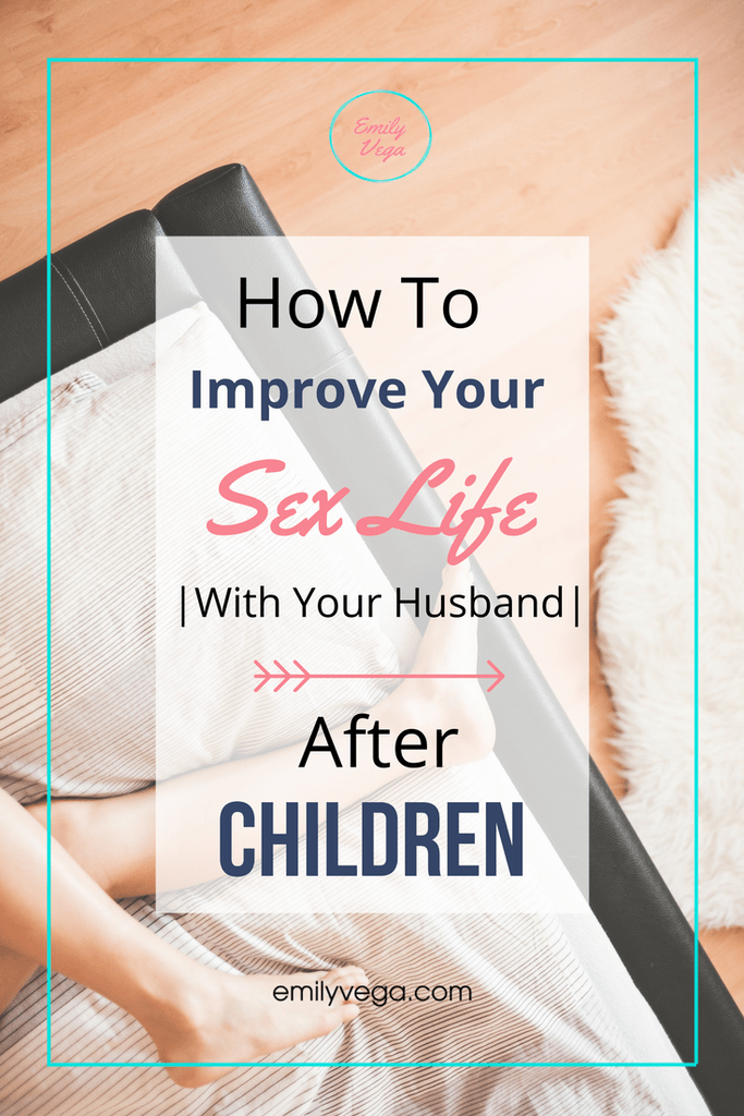 Improving your married sex life