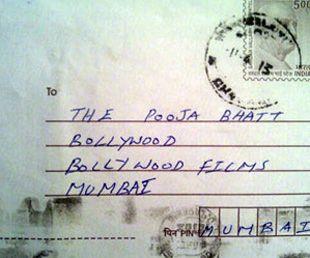 Shocking Letter To  Director  Pooja Bhatt
