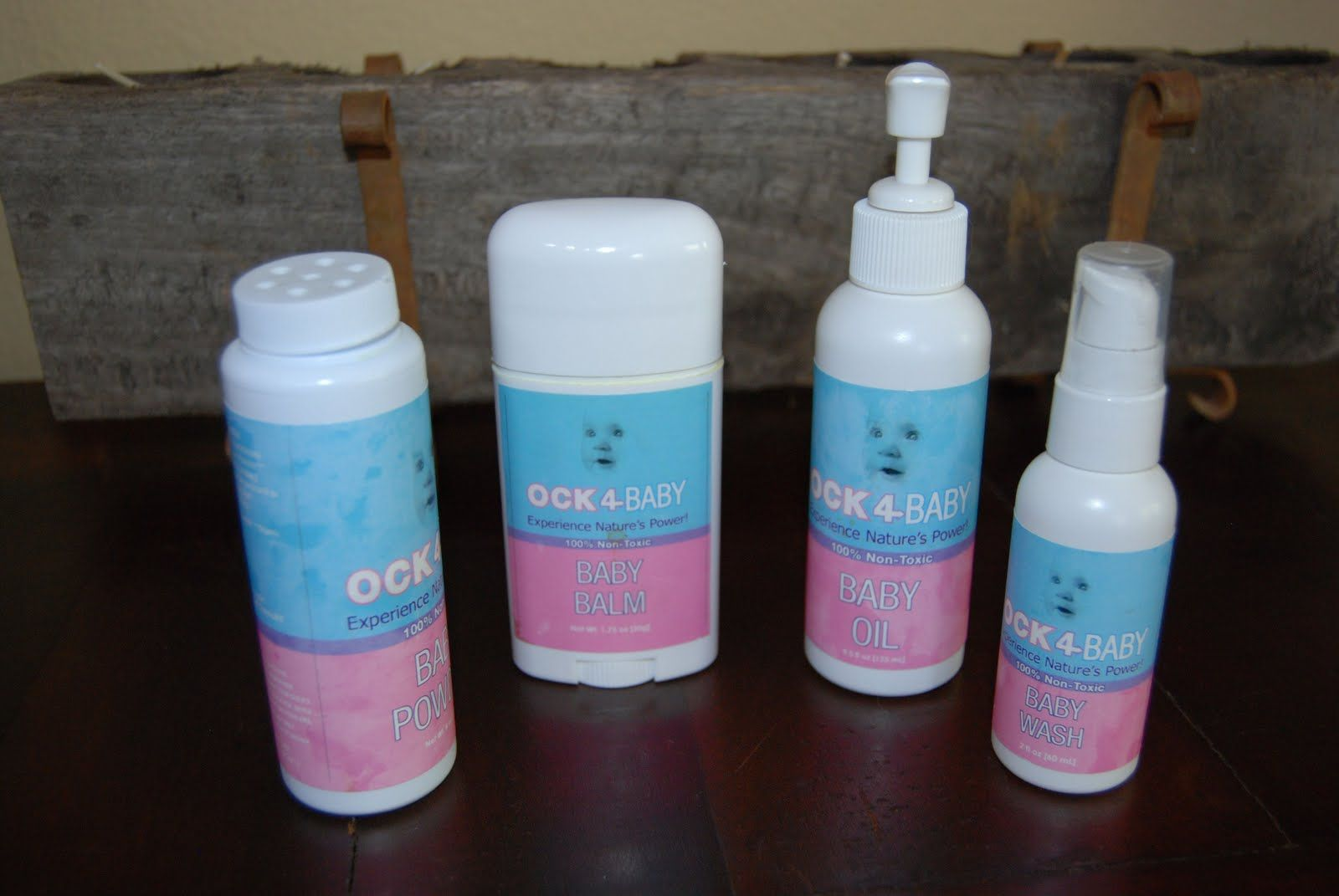 Our Cosmetic Kitchen: Baby Care Products
