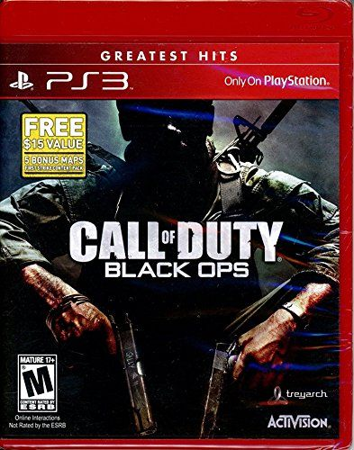 PS3 Call of Duty Black Ops First Strike ContentMap Pack 1