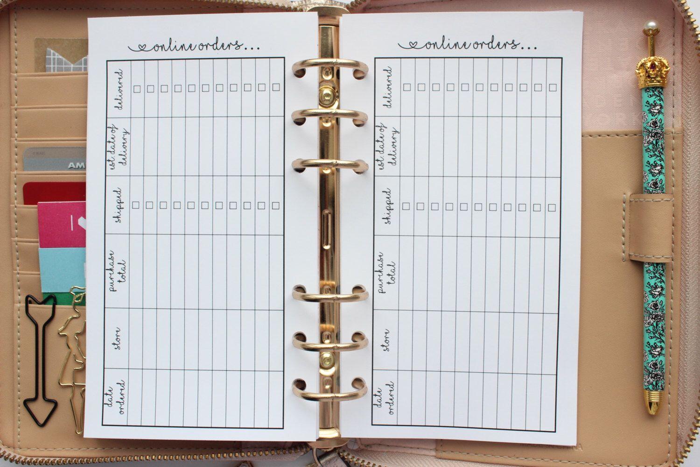 personal planner online personal planner online
