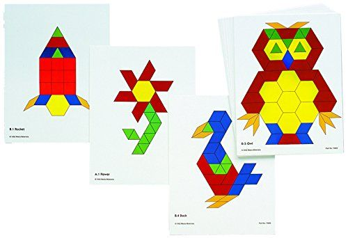 Deal Alert Pattern Block Activity Cards Pack Of 20 53 Off