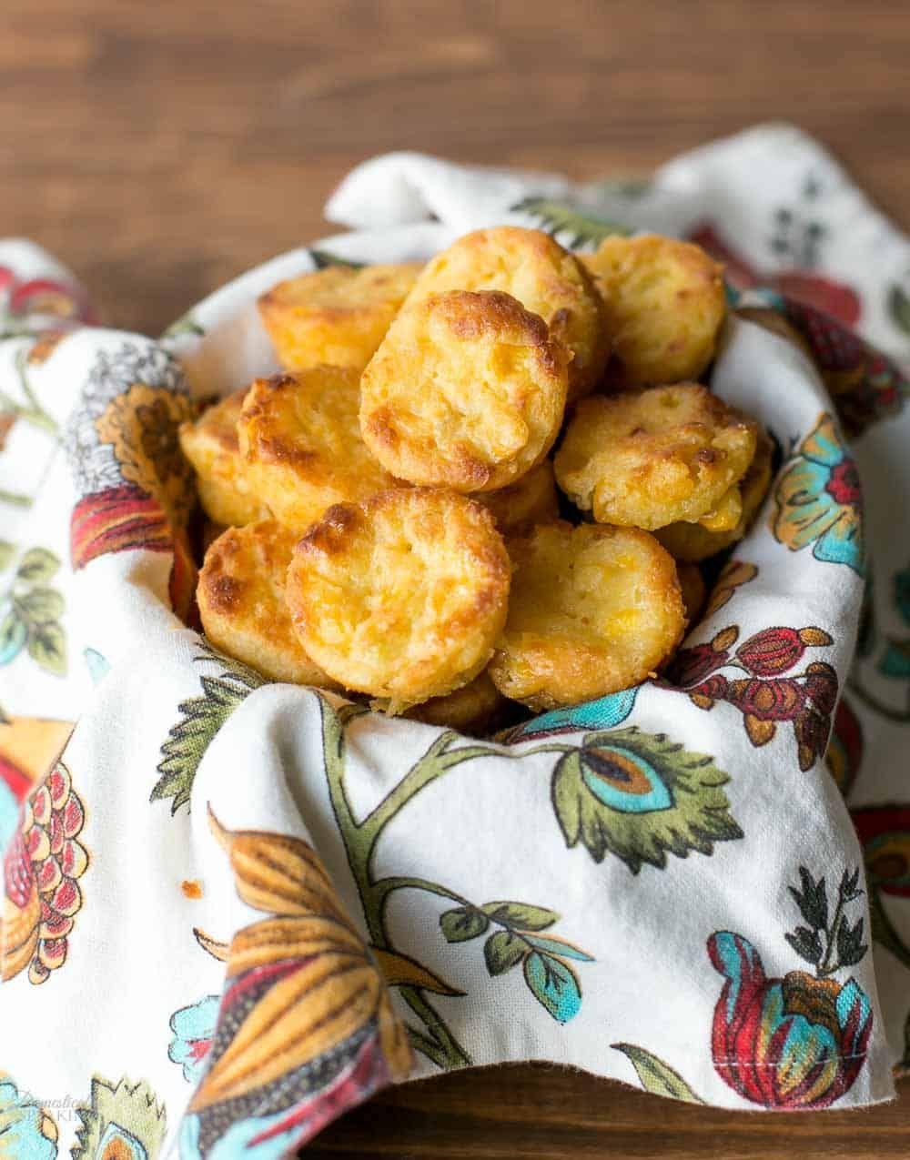 Corn casserole bites recipe corn casserole corn cakes