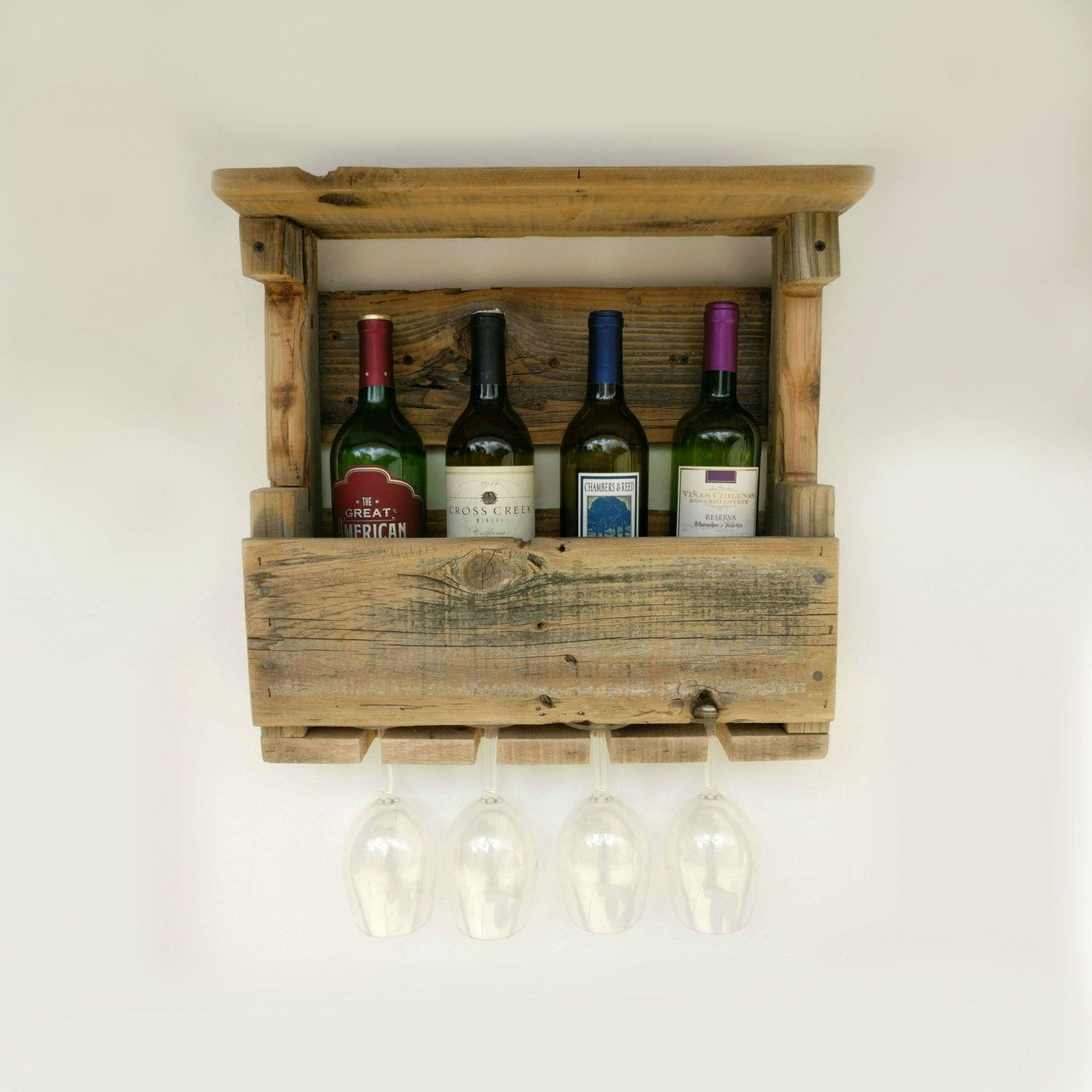 15 Amazing Handmade Reclaimed Wood Additions To