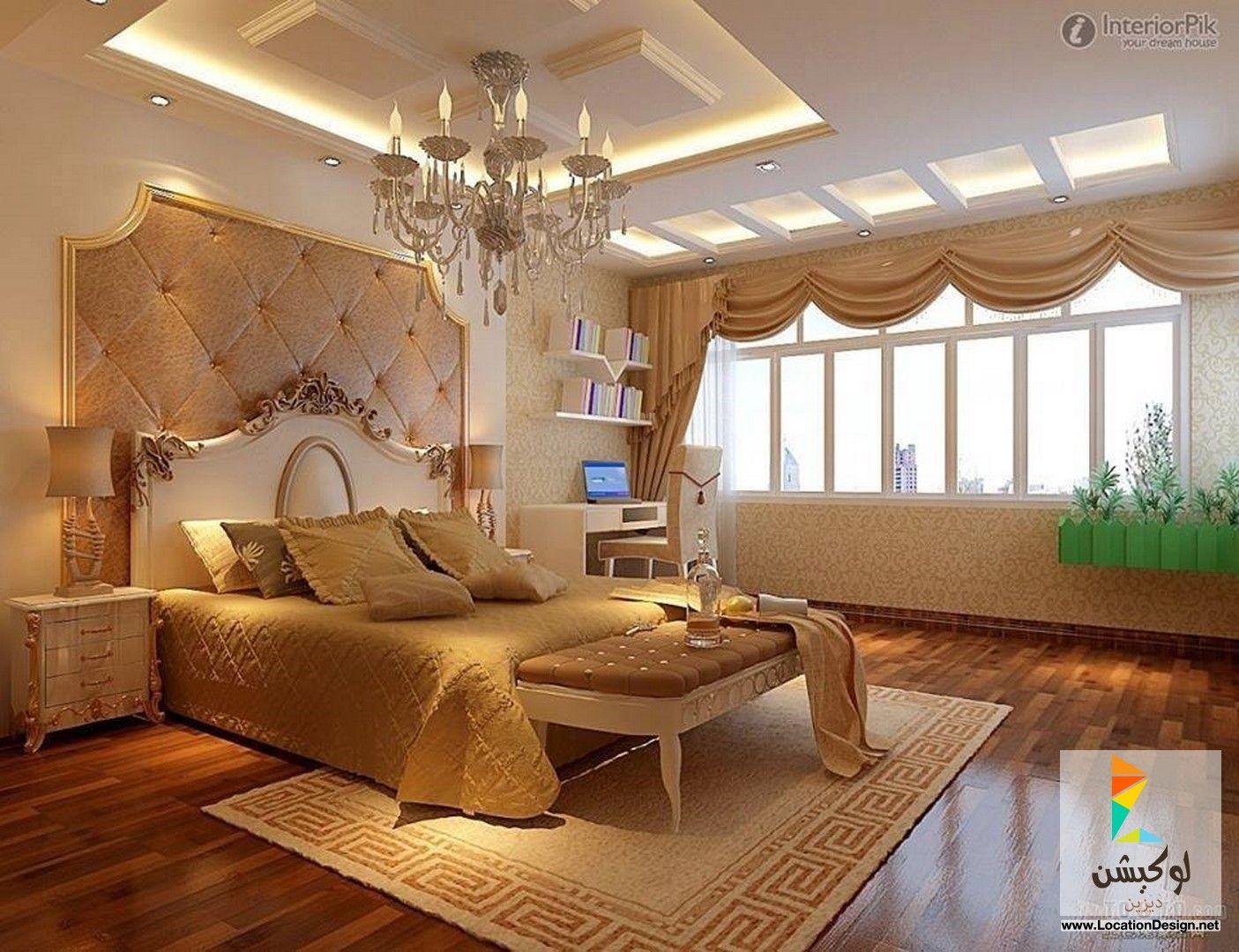 ديكور جبس اسقف غرف نوم Ceiling Design Bedroom Modern Bedroom Design False Ceiling Design