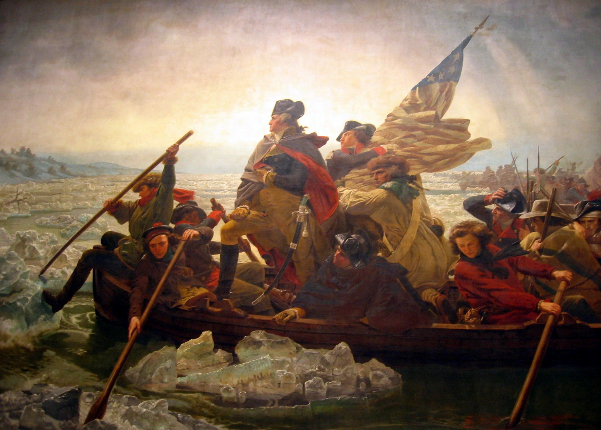 An evaluation of the successes of the george washington administration