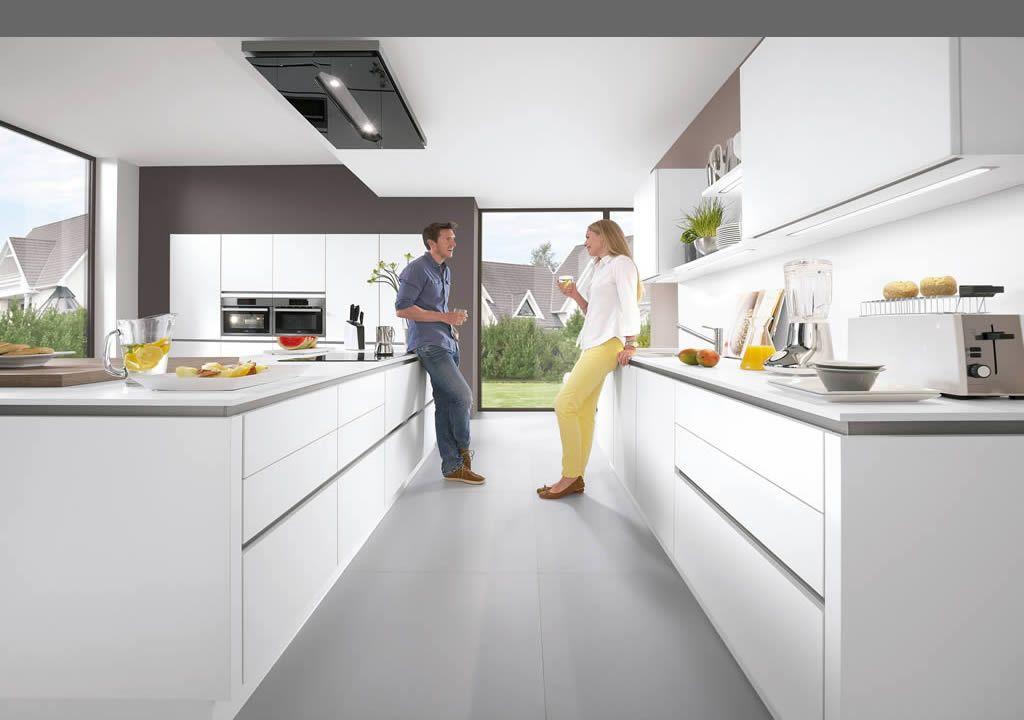 nobilia Küchen - cocinas - Productos - Galería - Blanco
