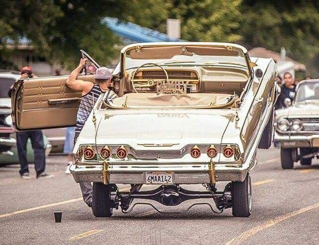 Pin By Cherrypiebluez On Impala Shot Caller Lowrider Cars