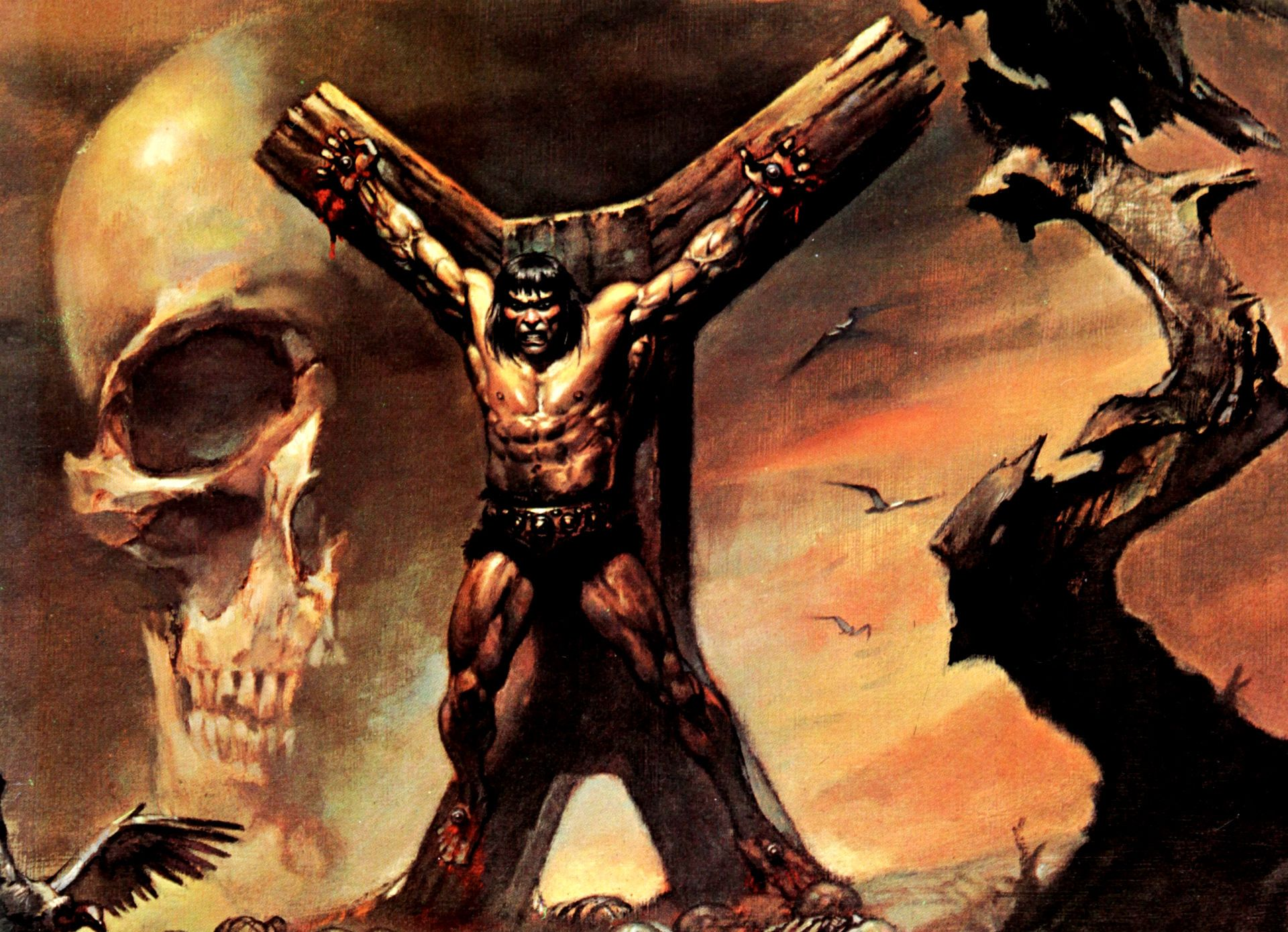 Conan The Barbarian Wallpaper Displaying 19 Images For