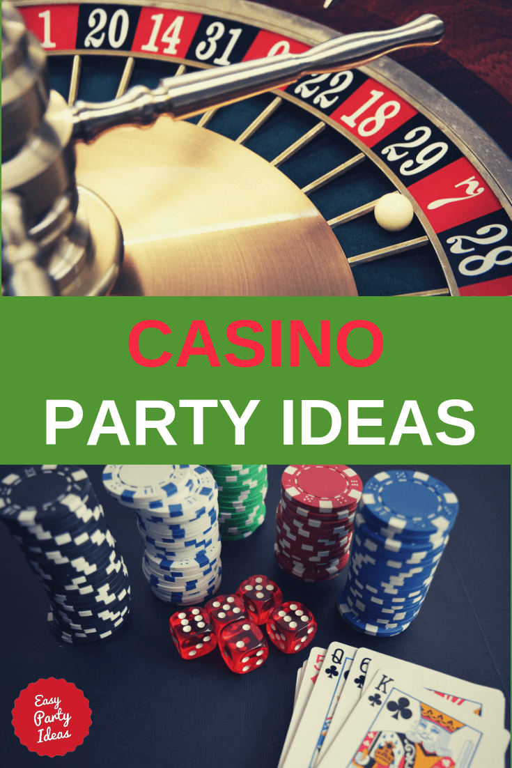Photo of Casino Party Ideas