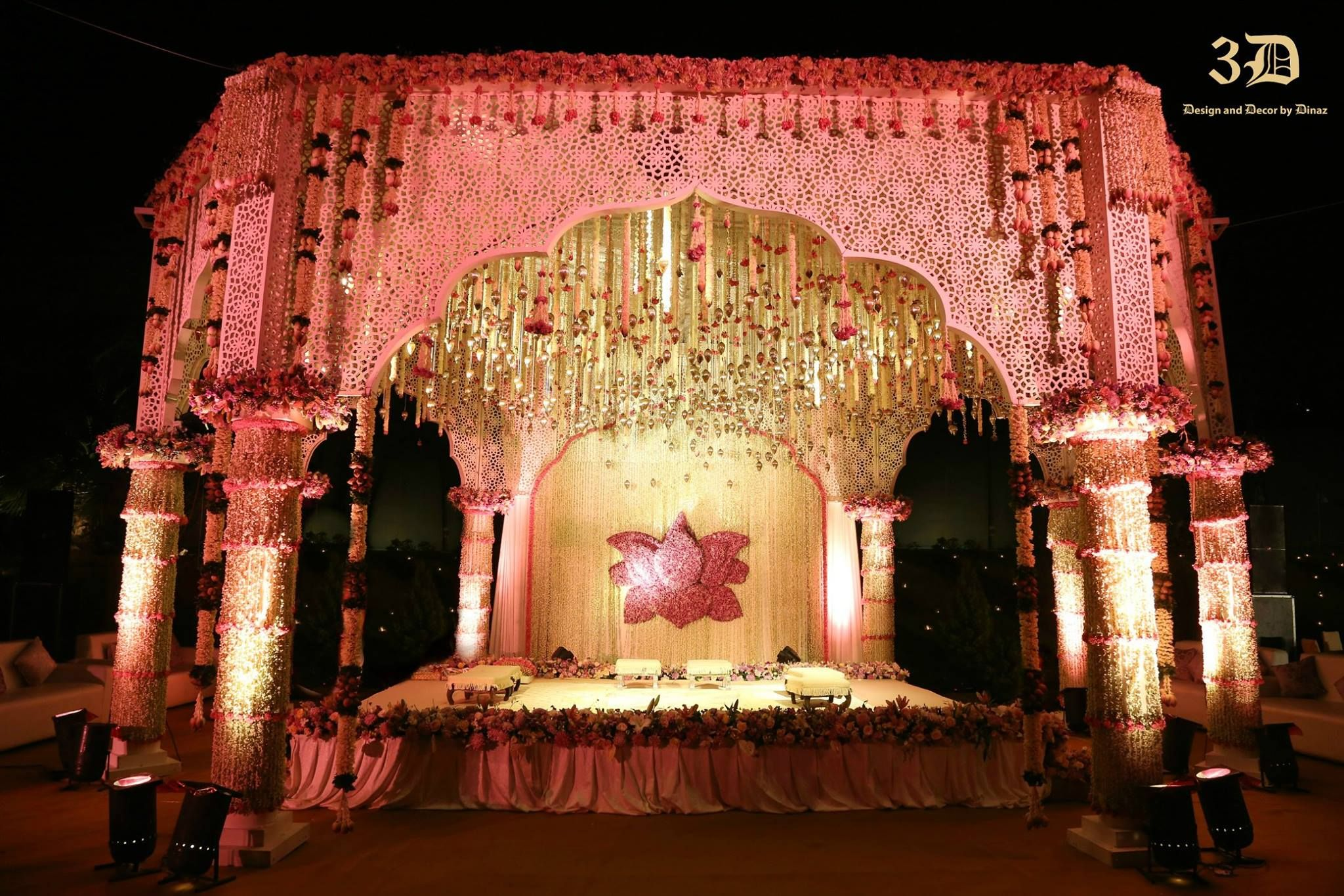 Wedding night decoration ideas  Pin by Dhinesh R on wedding  Pinterest  Wedding